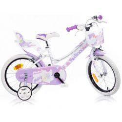 "DINO Bikes - Dětské kolo 16 ""166RSN - Fairy 2017"