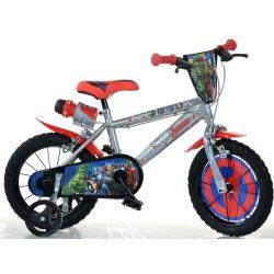 "DINO Bikes - Dětské kolo 16 ""416UAV2 Avengers"