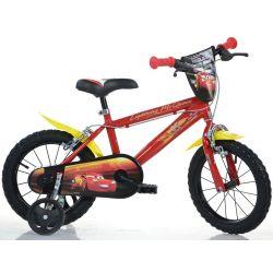 """DINO Bikes - Dětské kolo 16 """"416UCS3 - Cars 3 2017"""