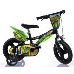 """DINO Bikes - Dětské kolo 12 """"Dino 612LDS T. Rex"""