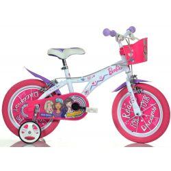 """DINO Bikes - Dětské kolo 14 """"614GBA - Barbie 2018"""