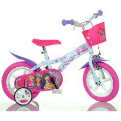 """DINO Bikes - Dětské kolo - 12 """"612GLBA - Barbie 2018"""