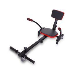 """Hoover Hovercart - Mini Gokart pro Hoverboardy 6 """"- 10"""", nastavitelné sedadlo na hoverboard, kolonožku"""