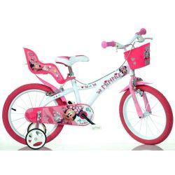 """DINO Bikes - Dětské kolo 16 """"616NN - Minnie 2017"""