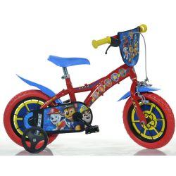 """DINO Bikes - Dětské kolo 12 """"612LPW - Paw Patrol 2019"""