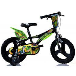 """DINO Bikes - dětské kolo 14 """"Dino 614LDS T. Rex"""