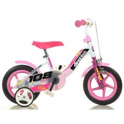 "DINO Bikes - Dětské kolo 10 ""108FLG - Girl 2017"