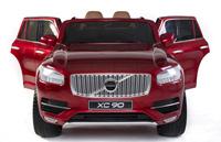 Hledáte autíčko pro dvě děti vhodné i do terénu? Elektrické autíčko Volvo XC90 Vám poskytne mnohem více.